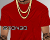 Clean Red Tee