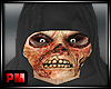 PM) Zombie Hooded mask M