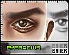 Clean Eye Brows