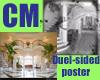 Duel Mansion Poster