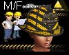 M/F Construction Hat 5