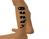 Bundy Calf Tattoo