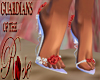 GR Rose n Diamond Shoes