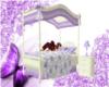 Purple Child's Bed