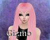 [GxG] Lana Fringe Pink