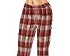 TF* Red Plaid pajamas