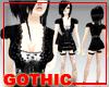 Goth Dress Gothic Top