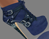 D10R Blue Leather