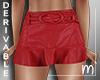 § red skirt RL