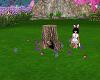 Scaled Easter egg hunt