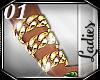 *01*Aloha- Bracelets R