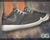 GG' Nike Roshes Grey