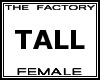 TF Tall Female Avatar
