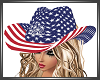 SL Country Hat USA