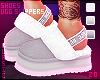 в. UGG Slippers Grey