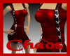 {C}Roxy Red Dress