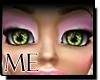 M* Nebulare Eyes Green