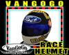 VG RACE Helmet RALLY hot