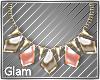 Peaches N Cream Necklace