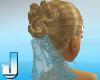 Blond Dianna -Aqua Veil
