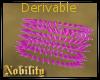 Der. Layerable Spikes