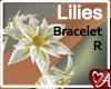 .a Lilies Bracelet R