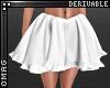 0 | Ruffled Mini Skirt