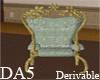 (A) Flower Chair