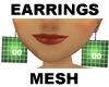 Earrings Mesh
