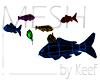 Fish School Mesh