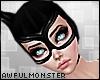 Latex Kitty Mask!