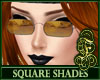 Square Shades Amber