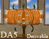 (A) Pumpkin Sofa