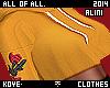 Alini Yellow Hoodie