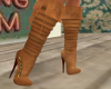 Rawhide Cowgirl Boots