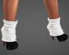 Black Boots/White Socks