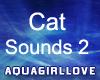 AGL - Cat Sounds 2