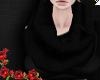 ♔ Black Scarf