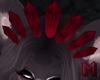 RUBIS Ruby Crystal Crown