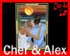 Alex & Cher evening love