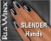 Wx:Slender Summer Black