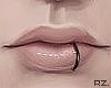 rz. Lip Piercing
