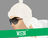[wsn]NordicHat#White#M