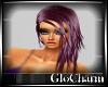 Glo* Wild Liv Purple/Bl