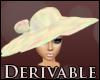 ~D~MM Petal Hat