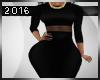 女 RLL Long Black