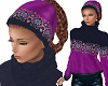 TF* Winter Hat Purple