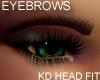 Full Eyebrows