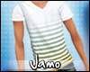 Stagnant Striped Tee