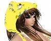 Hoodie Spongebob Hair